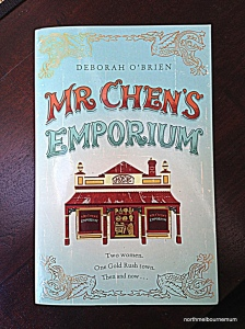 Mr Chen's Emporium Deborah O'Brien