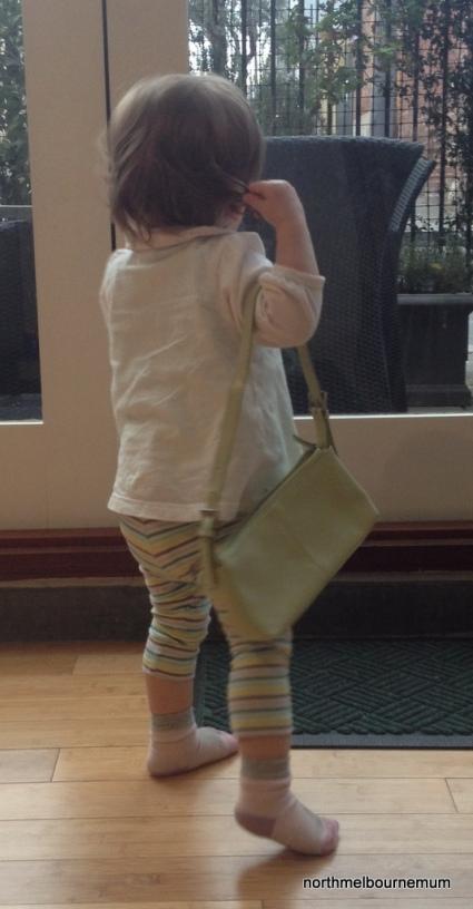 handbag child