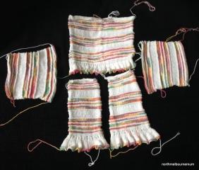 cardigan ripple knitting