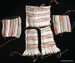 cardigan ripple knitting