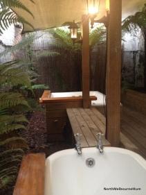 west coast bush bath