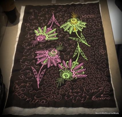Bernina embroidery melbourne