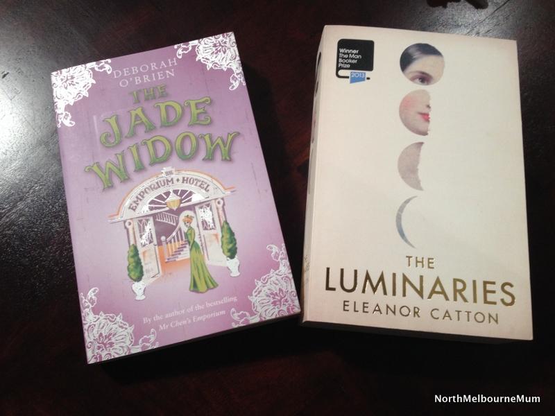 Jade Widow Luminaries