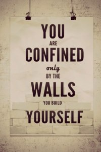 You-are-confined-only-by-the-walls-you-build-yourself