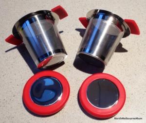 Teabags T2 tea infuser