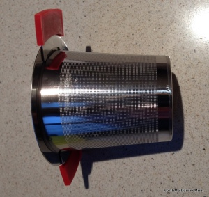 tea infuser teabag T2