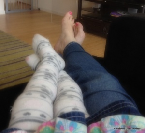 feet legs tv