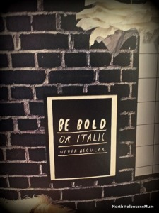 Be bold north melbourne