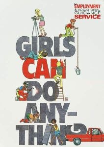 Girls can go anything