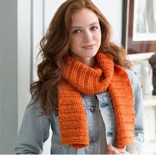 Garter Drop Stitch Scarf