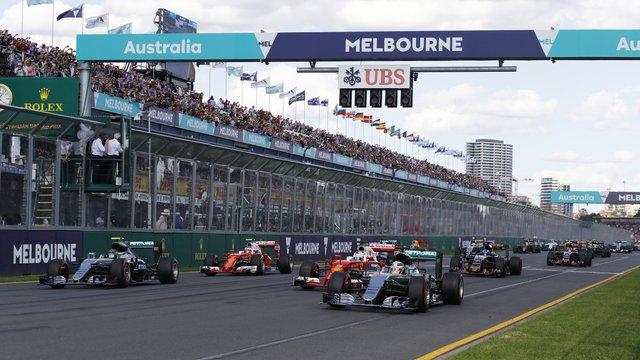F1 Melbourne