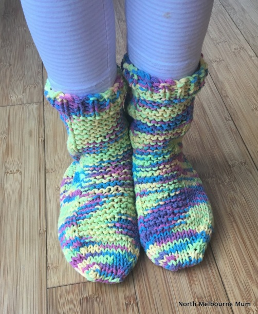 knitted socks north melbourne