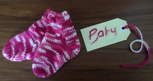 baby socks made in north melbourne
